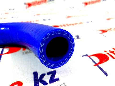 Патрубок вентиляции картера верхний (патрубок сапуна) CS20 (синий силикон) (CS10102)