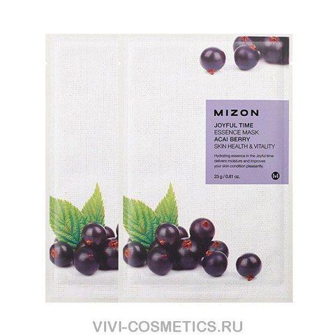 Маска с экстрактом ягоды Асаи MIZON