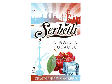 Табак для кальяна SERBETLI ICE CHERRY 50g