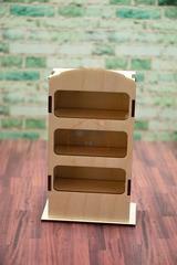Деревянный игрушечный шкаф Graver Master Kids