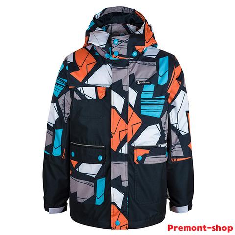 Куртка Премонт Гурон Лэйк 3 в 1 SP72432 Black