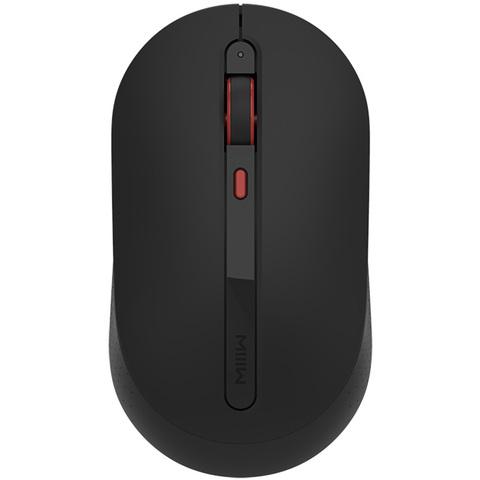 Беспроводная мышь Xiaomi MIIIW Wireless Mute Mouse Black (Черный)