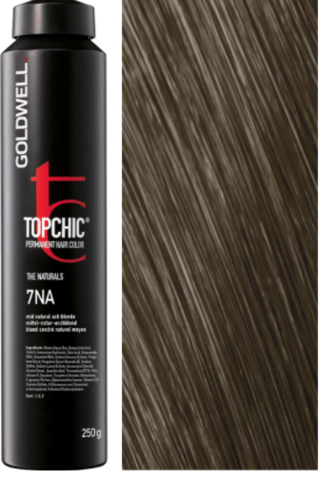 Goldwell Topchic 7NA пепельно-русый натуральный TC 250ml