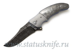 Нож Silver Fox Flipper Кастом