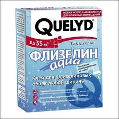 Клей спец-флизелиновый для обоев QUELYD (прозрачный)