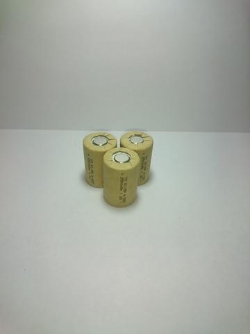 Аккумулятор 4/5SC  Ni-Mh 2500mAh 1,2V 3Wh