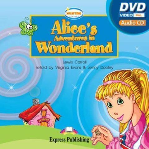 Alice's adventures in Wonderland. Алиса в стране Чудес. Multi-Rom