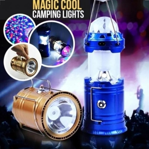 Кемпинговый светильник-фонарь Magic cool camping lights