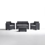Комплект плетеной мебели Bica Nebraska 2 Set