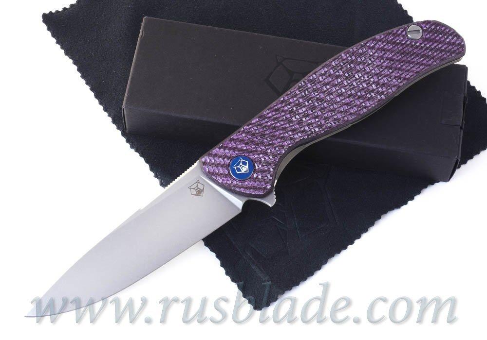 Shirogorov HATI-R M390  Alutex Violet MRBS