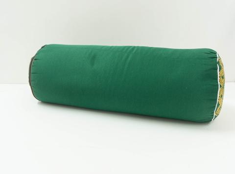 Болстер для йоги из гречихи Ом, 60*22 см