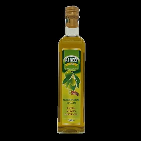 Масло оливковое нерафинированное холодного отжима Extra Virgin ALREEF, 500 мл
