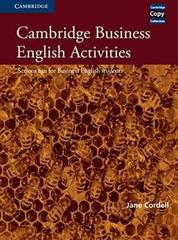 Cambridge Business English Activities (Cambridge Copy Collection)