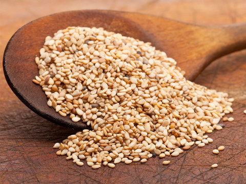 Семена белого кунжута, 100 гр