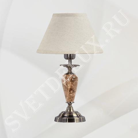 Настольная лампа с абажуром 23-104/3556 СТАРЫЙ АРБАТ