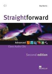Straightforward 2Ed Adv Cl CDs