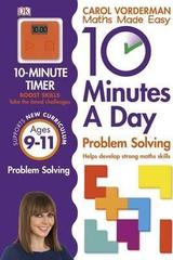 10 Minutes A Day Problem Solving, Ages 9-11 (Key Stage 2)