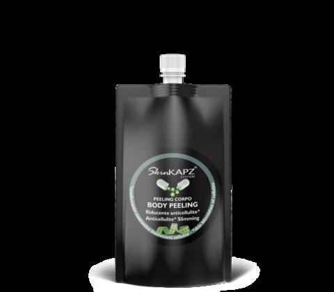 SKIN KAPZ   Антицеллюлитный скраб для тела / Anticellulite* Slimming Body peeling, (500 г)