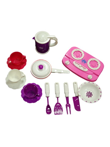 Набор посуды Игрушки для девочек
