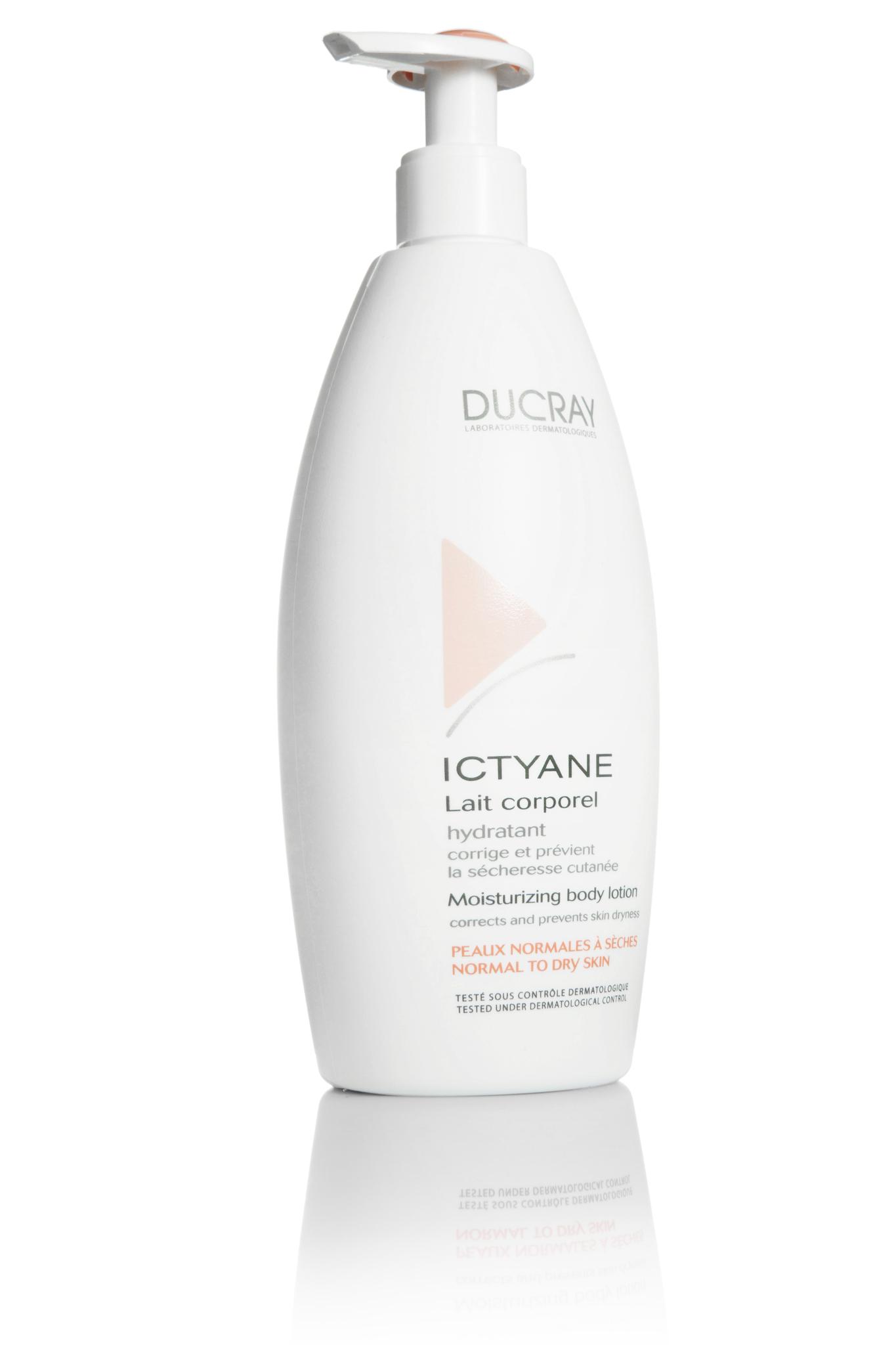 Ducray Ictyane молочко для тела увлажняющее 500 мл.