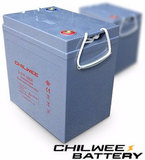 Аккумулятор CHILWEE 6-EVF-52 ( 12V 54Ah / 12В 54Ач ) - фотография