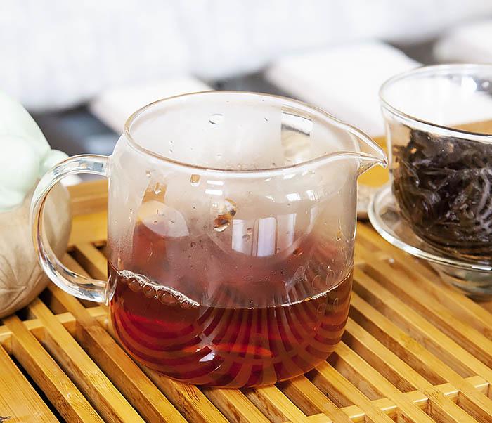 TEA-CH115 Китайский чай «Большой Красный Халат» (Да Хун Пао, сильная обжарка, 50 гр) фото 12