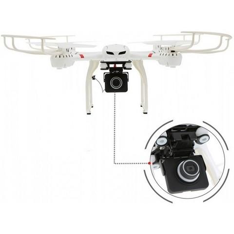 Радиоуправляемый квадрокоптер MJX X101A c HD FPV камерой С4018