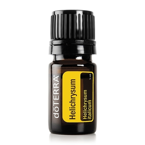 Бессмертник (Helichrysum italicum), эфирное масло, 5 мл / HELICHRYSUM ESSENTIAL OIL