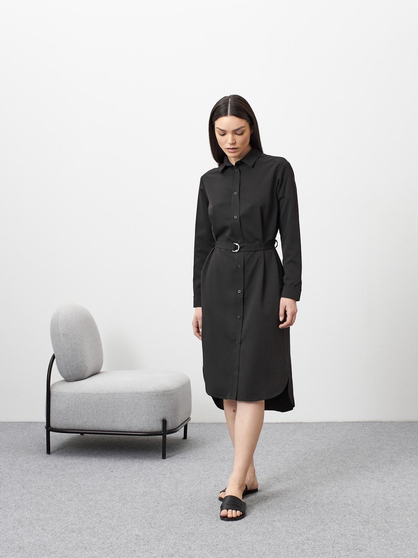Платье-рубашка Ester