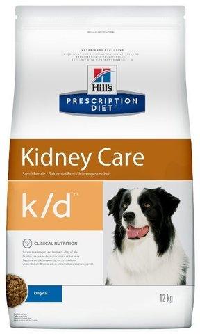 Сухой корм Hills Prescription Diet k/d Canine Renal Health диета для собак 2 кг