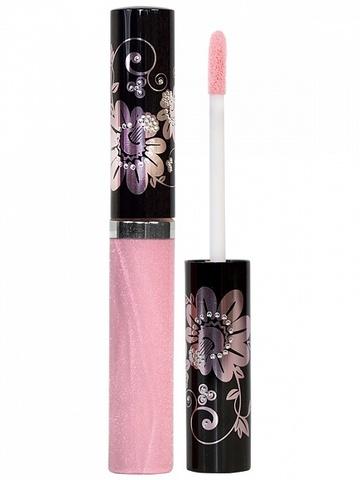 LavelleCollection блеск для губ LG-15 тон 106 розовый кварц искрящийся 10мл