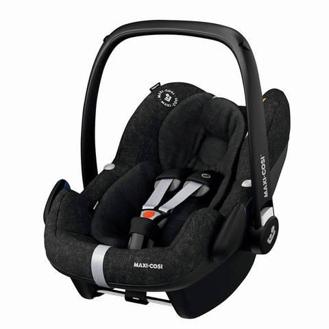 Автокресло Maxi-Cosi Pebble Pro i-Size Nomad Black