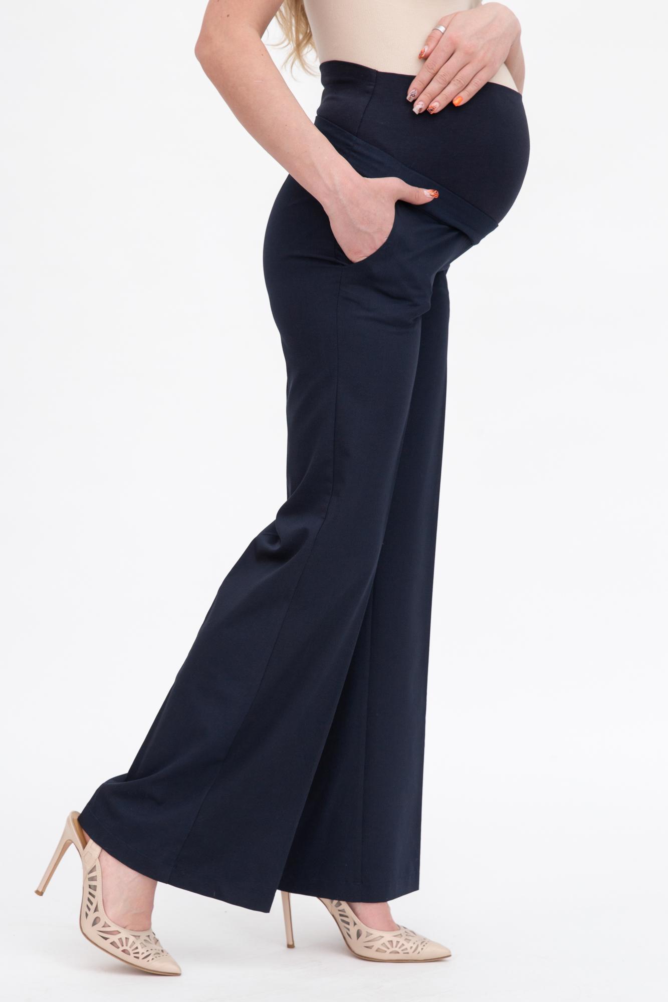 Брюки для беременных 02804 синий
