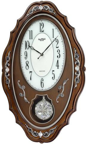 Настенные часы Rhythm CMJ462CR06