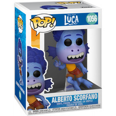 Funko POP! Disney Luca Alberto (Sea Monster)    Альберто (Морское чудовище)