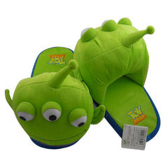 Slippers Plush Toy Story Alien