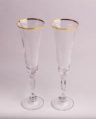 Набор бокалов свадебный «Виктория», 180 мл, фото 5