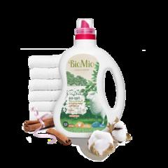 BIO MIO эко-кондиционер для белья с эфирным маслом корицы 1,5 л