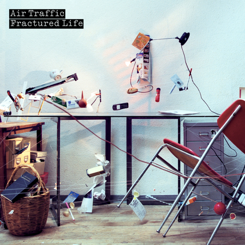 Air Traffic / Fractured Life (CD)