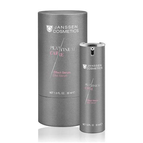 Сыворотка с коллоидной платиной Effect Serum, Platinum Care, Janssen Cosmetics, 30 мл