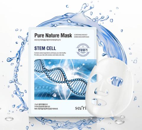Тканевая маска для лица с коллагеном Secriss Sheet Mask -Collagen