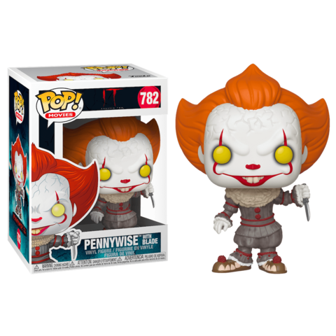 Pennywise With Blade Funko Pop! Special Edition Vinyl Figure || Пеннивайз с Ножом