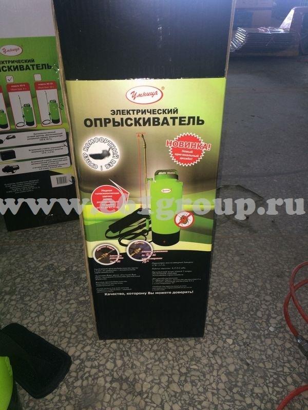 Опрыскиватель электрический Комфорт (Умница) ЭО-8 интернет магазин