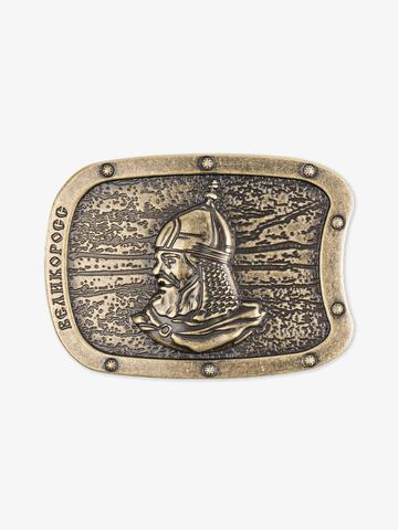 Hero's buckle color old bronze