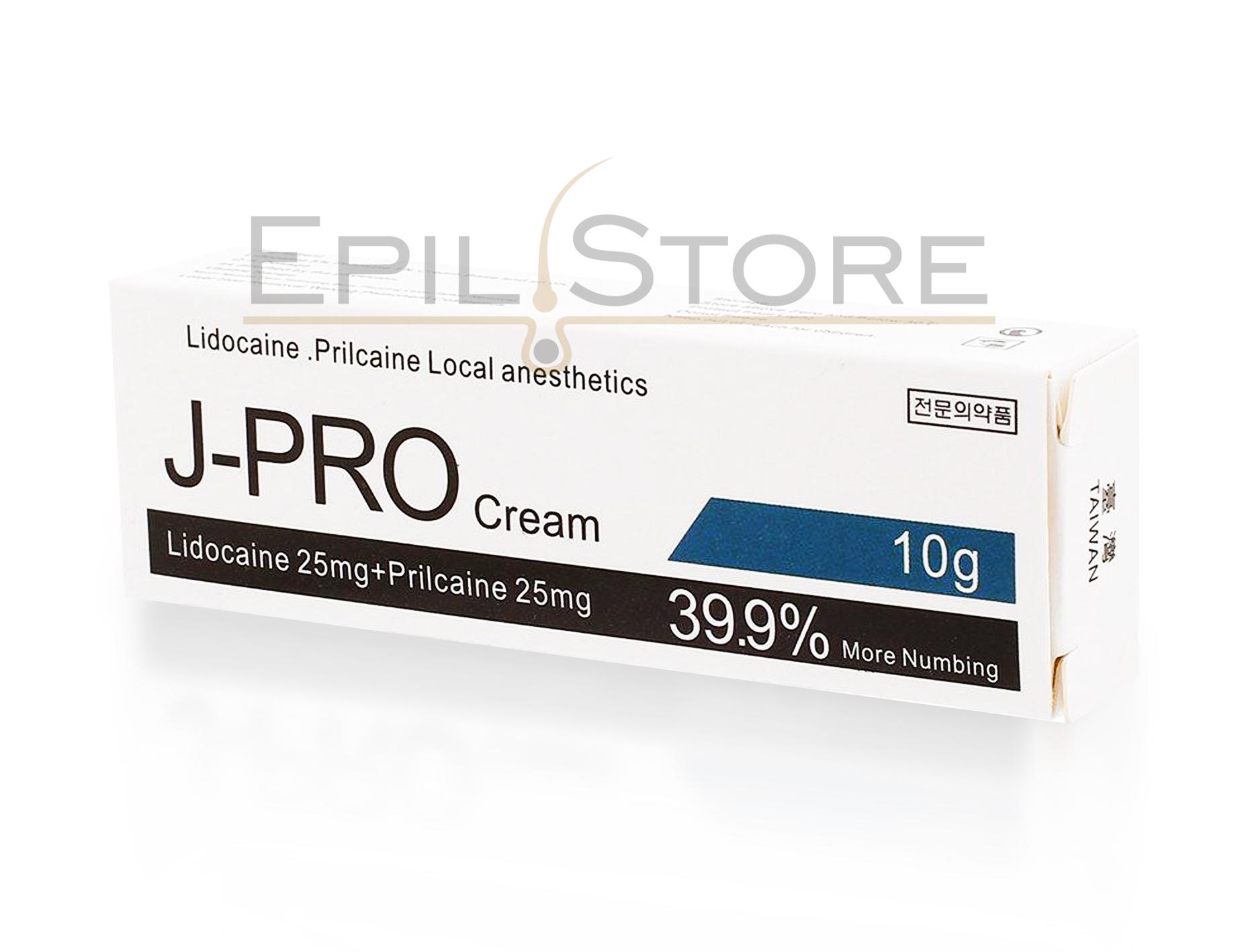Крем J-Pro 10 гр