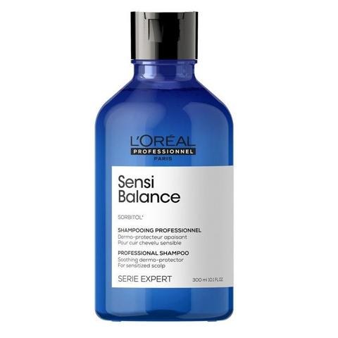 L'Oreal Professionnel Scalp: Шампунь для чувствительной кожи головы Сенси Баланс (Sensi Balance Shampoo), 300мл/1,5л
