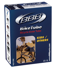 "Велокамера 16"" с автониппелем BBB BTI-11 1,75/2,125 AV"