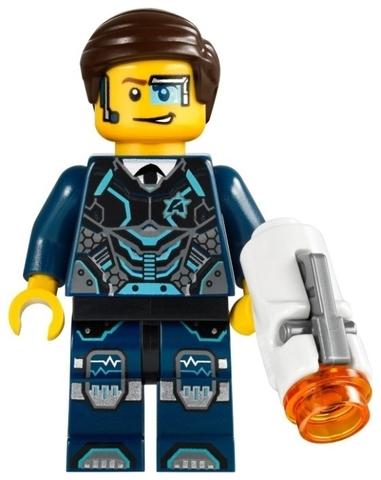 LEGO Ultra Agents: Добыча алмазов 70168 — Drillex Diamond Job — Лего Ультра Агенты