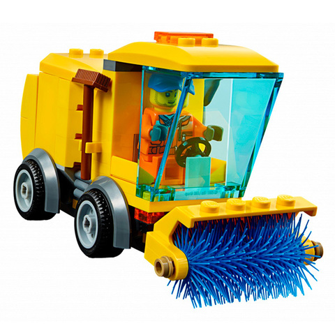 LEGO City: Станция технического обслуживания 60132 — Service Station — Лего Сити Город