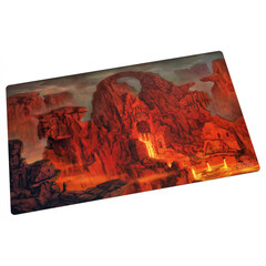 Play-Mat Lands Edition v2 61 x 35  Mountain